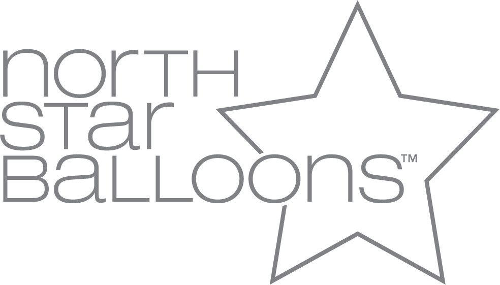 Afbeeldingsresultaat voor northstar balloons logo